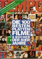 Tempo 12/89: Peichls letzte Nummer