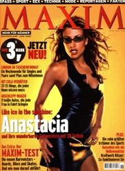 """""""Maxim"""": Die Startausgabe"""