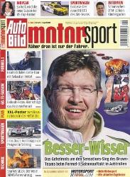 Auto Bild Motorsport - Die Finalausgabe